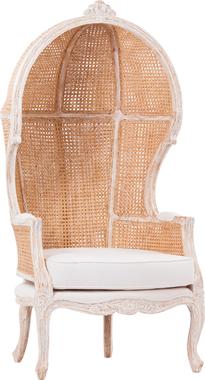 Кресло Permarie White