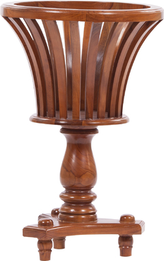 Кашпо деревянное напольное Makota
