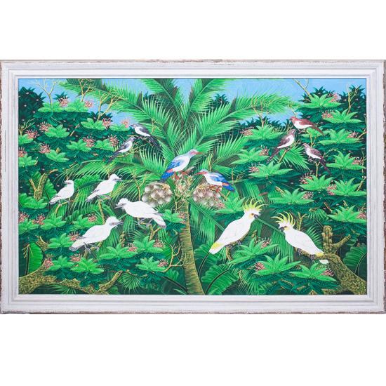 Картина «Джунгли»