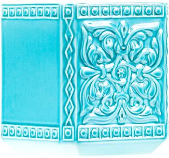 Ваза керамическая Ferdy Blue №19