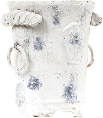 Кашпо керамическое Rusnic