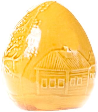 Декоративное украшение керамическое Village Egg Easter