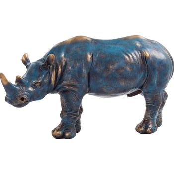 Декоративная статуя Blue Rhino