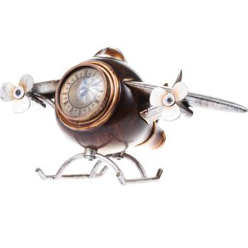 Часы настольные Old Airplane