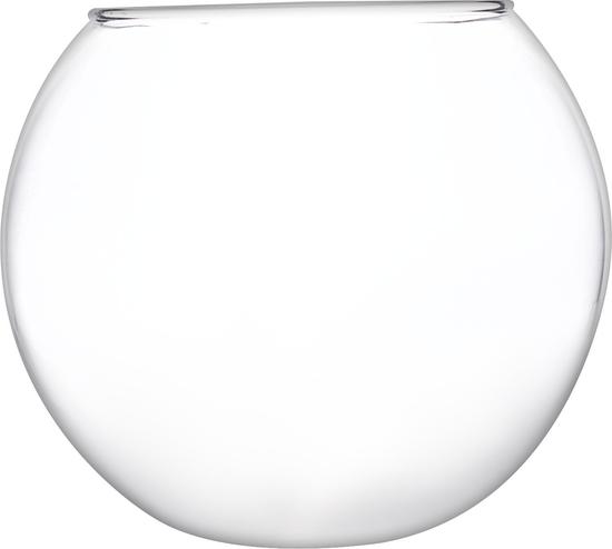 Ваза стеклянная Neman Round