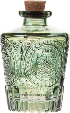 Бутылка стеклянная с пробкой Buana Green
