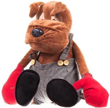 Плюшевая игрушка Bulldog the Boxer