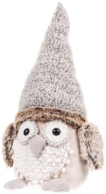 Плюшевая игрушка Owl Gnom