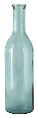 Ваза стеклянная Blue Bottle