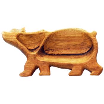 Блюдо «Медведь»