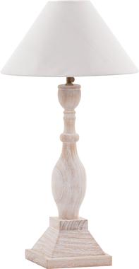 Лампа настольная Suri White