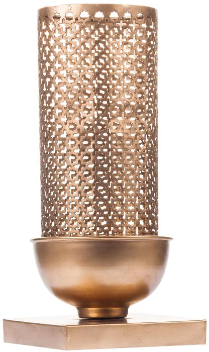Подсвечник металлический Lampu