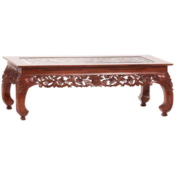 Кофейный столик резной Selenion Jr.