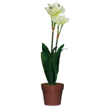 Цветок искусственный Lilly