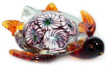 Статуэтка Flower Turtle