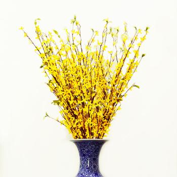 Цветы искусственные Yellow